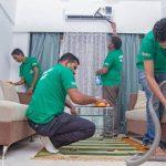 تنظيف فلل بالبخار ابوظبي