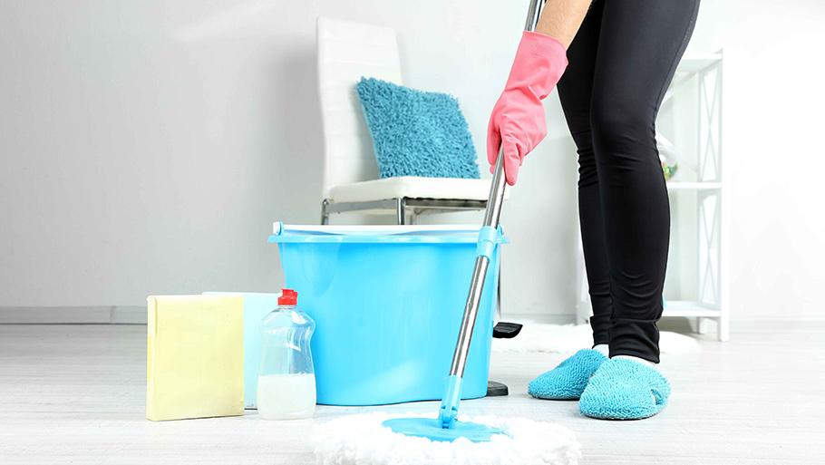 شركة تنظيف شقق في دبي